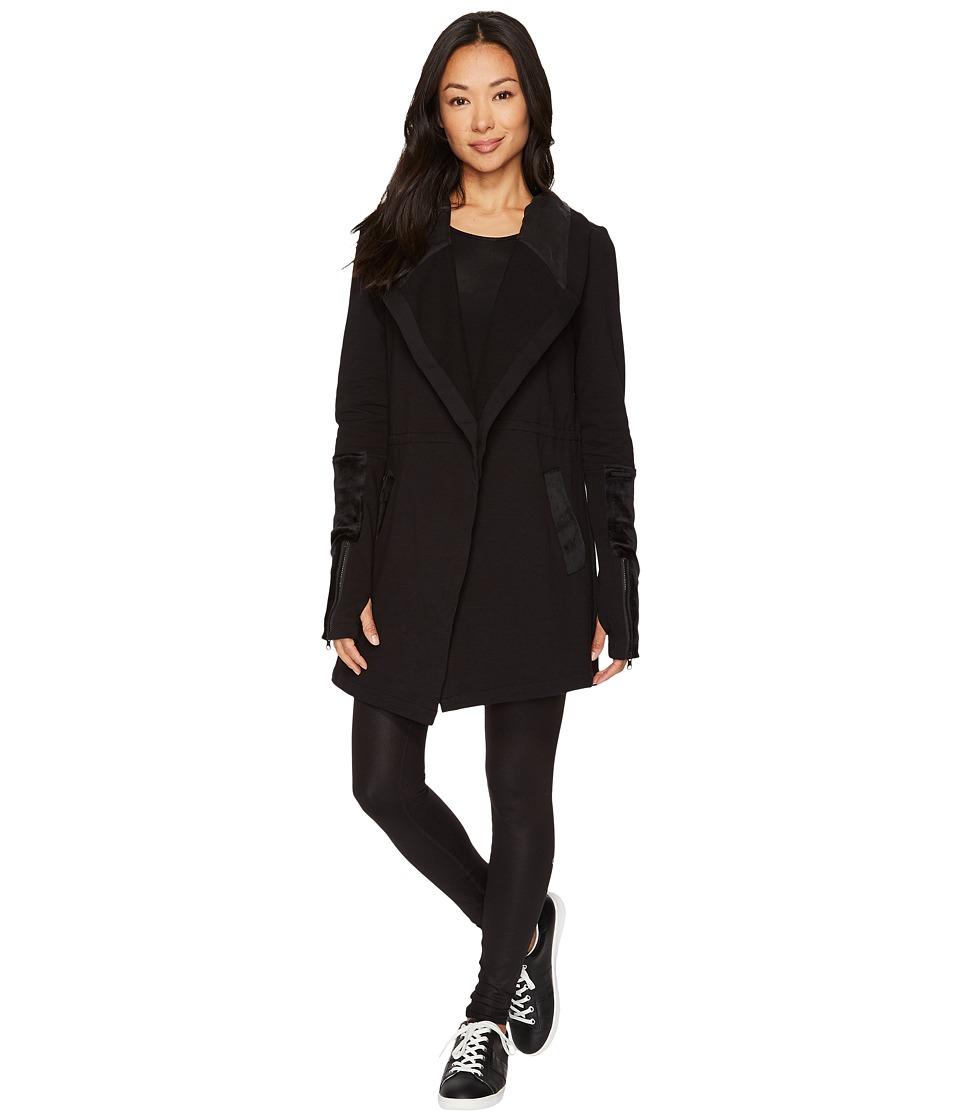 Blanc Noir New Traveler Jacket (Black) Women