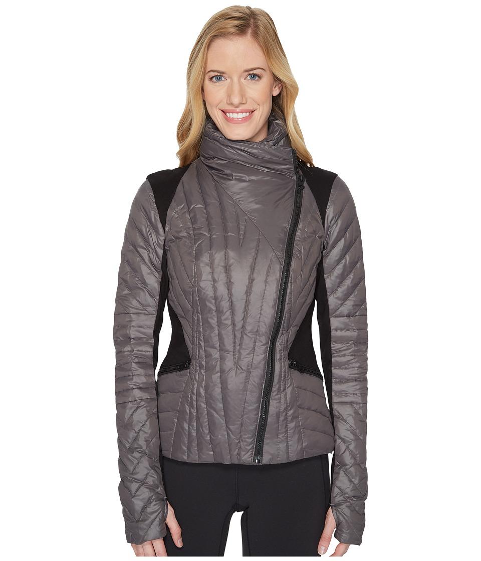 Blanc Noir - Motion Panel Puffer Jacket