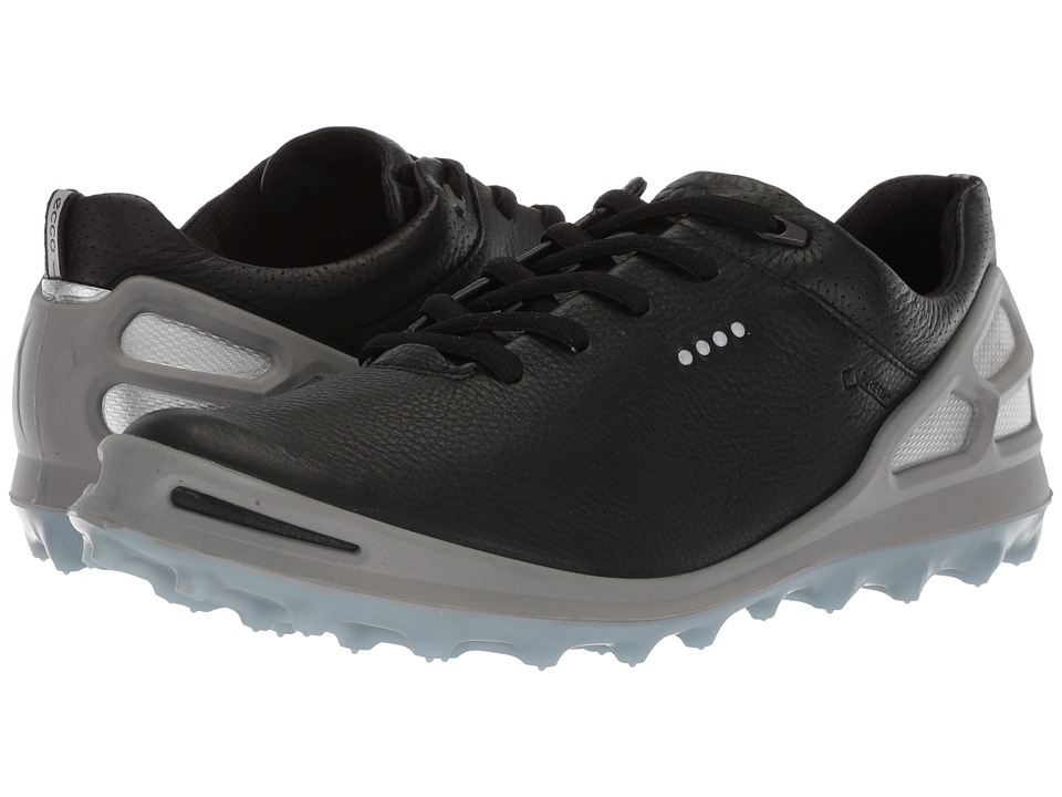 ECCO Golf Cage Pro GTX (Black/Arona) Women's Golf Shoes