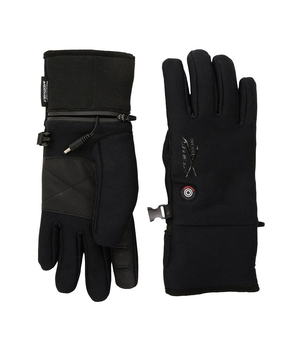 Seirus Women's Heat Touch Hyperlite Gloves (Black) Extrem...