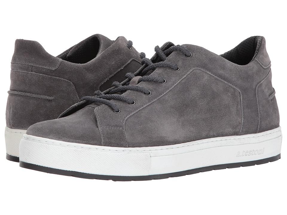a. testoni - Suede Sneaker