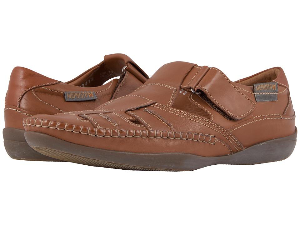 Mephisto - Ivano (Hazelnut/Rust Joachim) Mens  Shoes