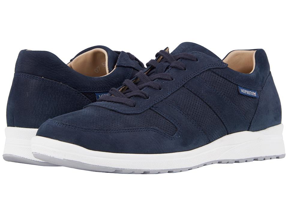 Mephisto - Vito Perf (Navy Sportbuck) Mens  Shoes