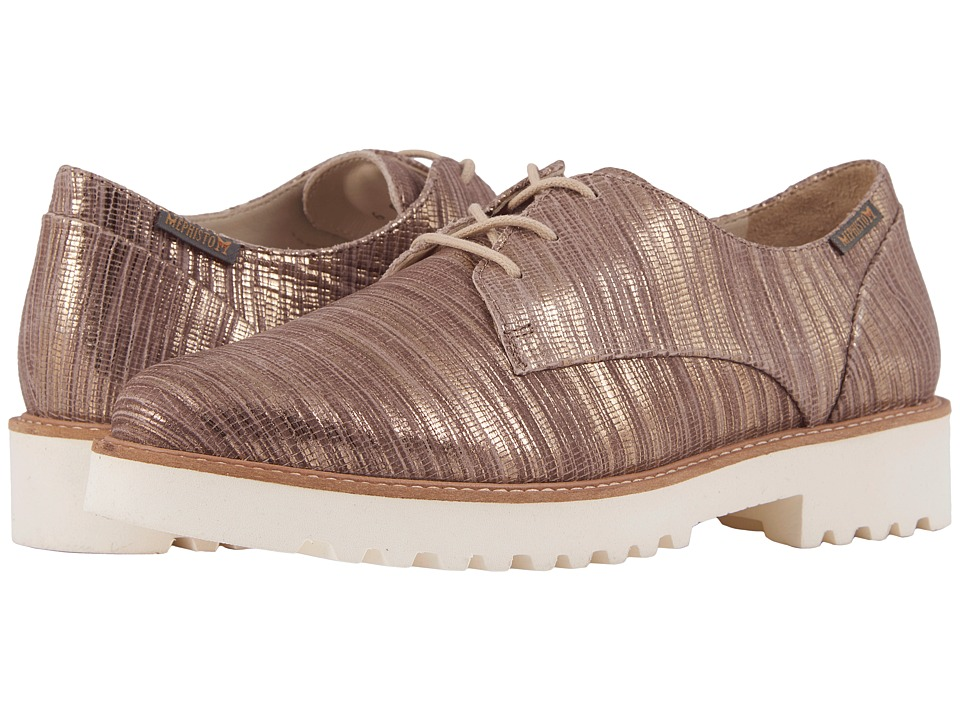 Mephisto - Sabatina (Bronze Brazil) Womens  Shoes