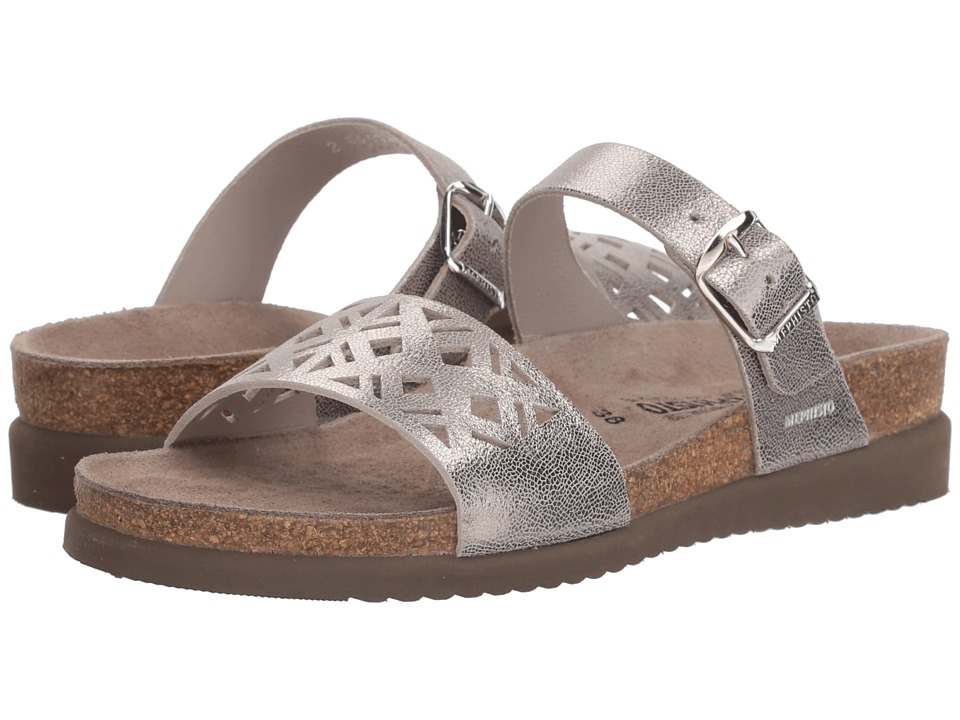 Mephisto Hirena (Silver Venise) Women's Shoes