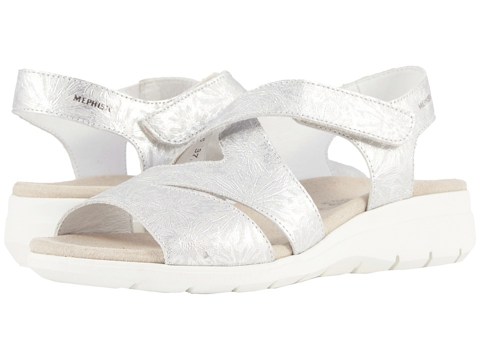 Mephisto - Katline (Silver Maggy) Womens  Shoes