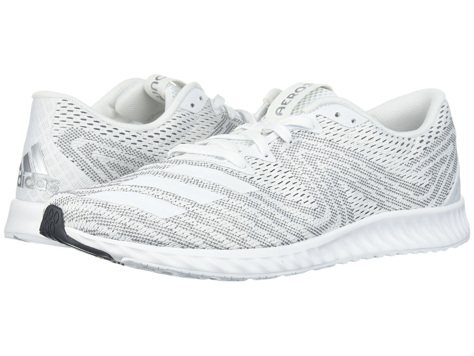 adidas Running Aerobounce PR (Footwear White/Footwear White/Core Black) Women's Running Shoes