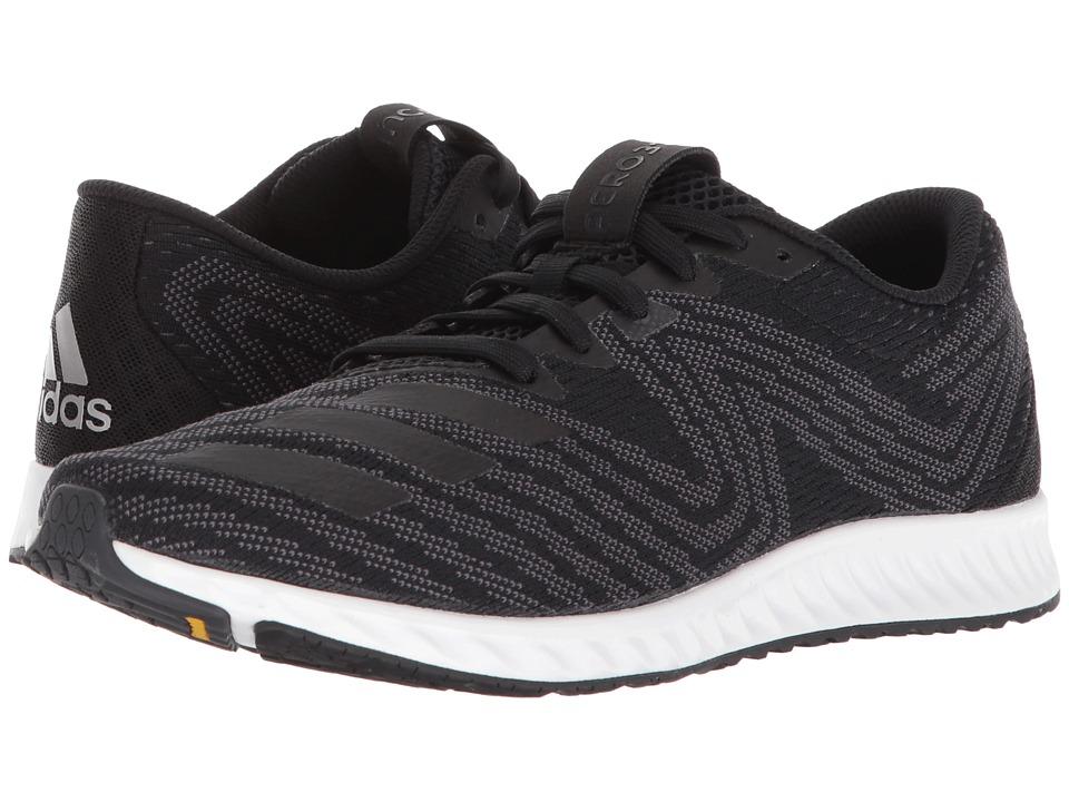 adidas Running Aerobounce PR (Core Black/Silver Metallic/Footwear White) Women's Running Shoes