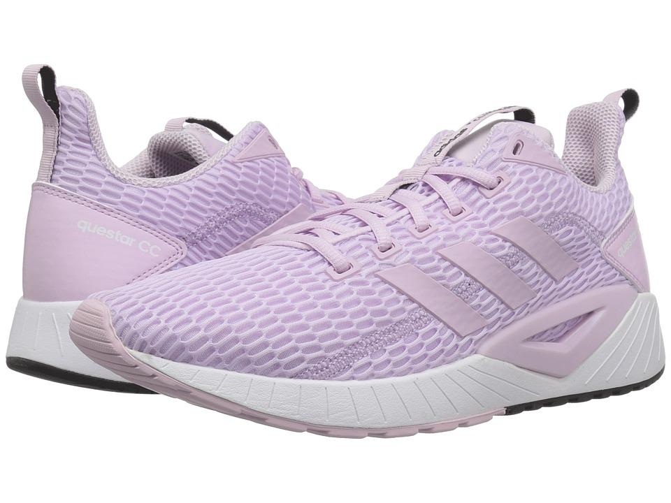 adidas Running Questar CC (Aero Pink/Aero Pink/Carbon) Women's Running Shoes