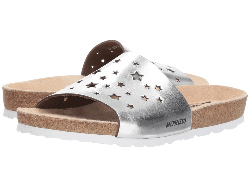 Mephisto - Nora Star (Nickel Star) Womens  Shoes