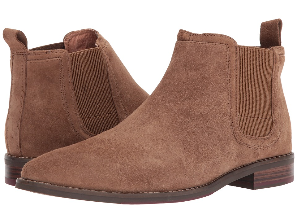 Mark Nason - Dorsey (Taupe) Mens Lace-up Boots