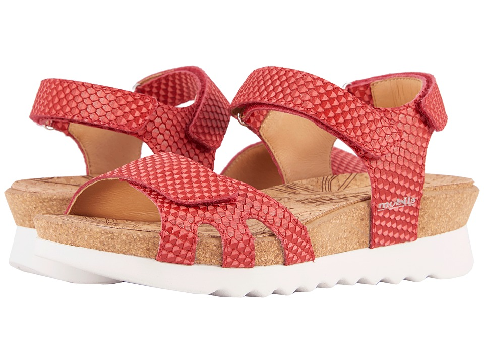Mephisto - Quirina (Strawberry Tatou) Womens  Shoes