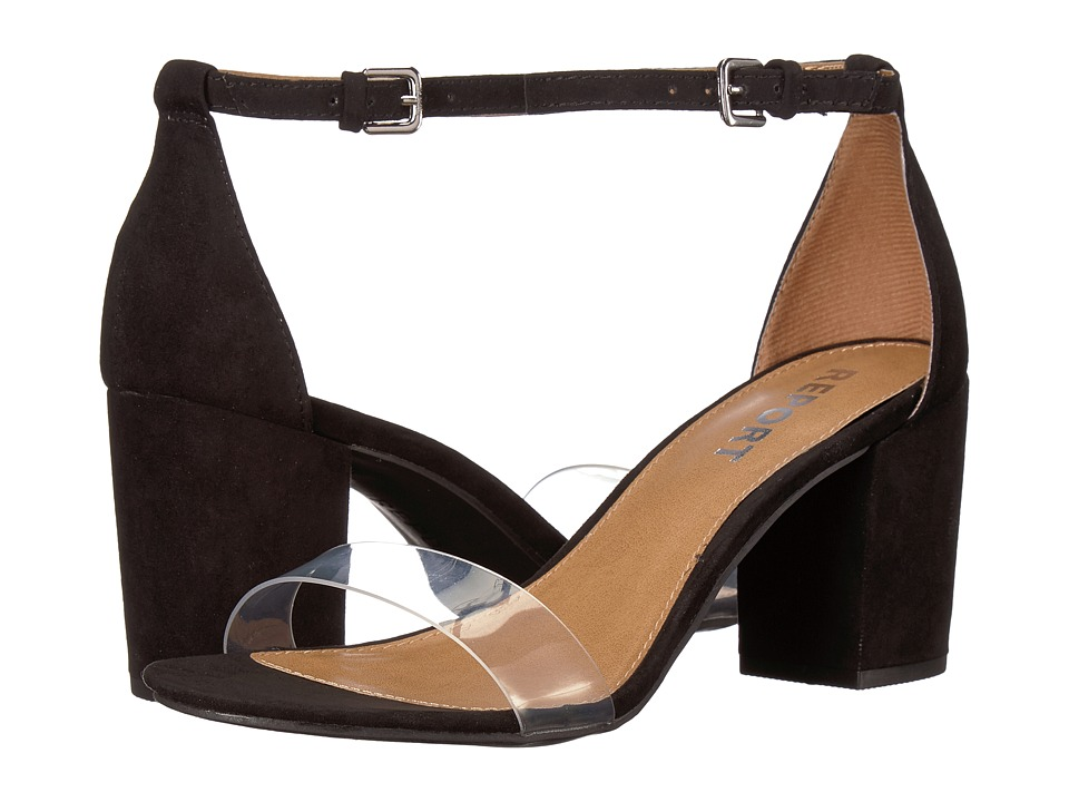 Report - Pammy (Black) Womens Shoes