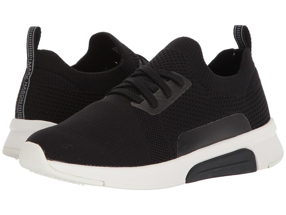 Mark Nason - Modern Jogger - Groves (Black) Womens Lace up casual Shoes