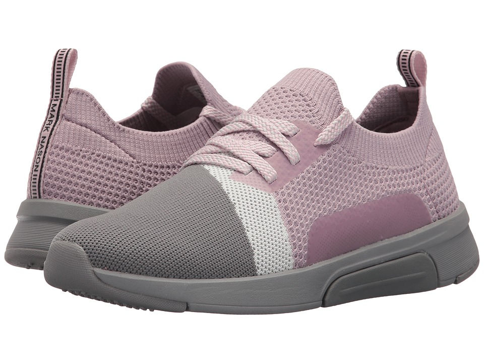 Mark Nason - Modern Jogger - Sequoia (Lilac) Womens Lace up casual Shoes
