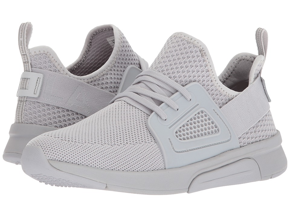 Mark Nason - Modern Jogger - Dulles (Light Gray) Womens Lace up casual Shoes
