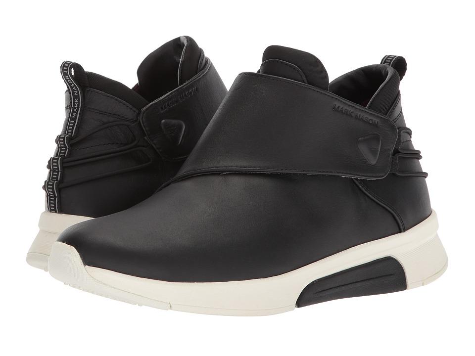 Mark Nason - Alta (Black) Womens Slip on  Shoes