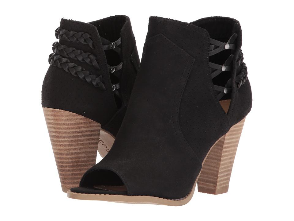 Report - Raquel (Black) Womens Shoes