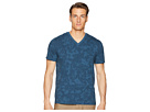 Etro Faded Paisley V-Neck T-Shirt
