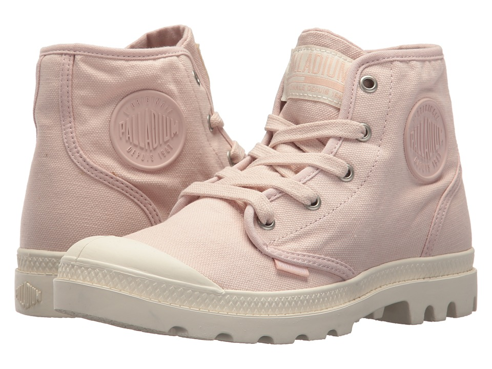 Palladium Pampa Hi (Peach Whip/Marshmallow) Women's Lace-up Boots