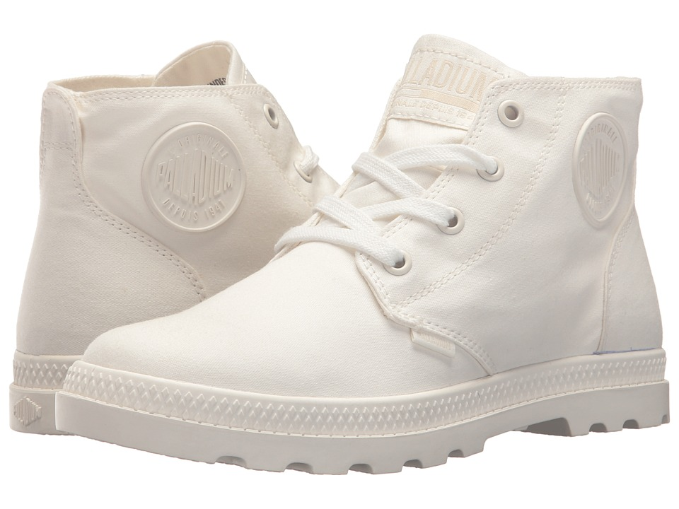 Palladium Pampa Free CVS (Marshmallow/Marshmallow) Women's Shoes