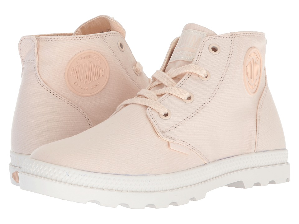 Palladium Pampa Free CVS (Linen/Marshmallow) Women's Shoes