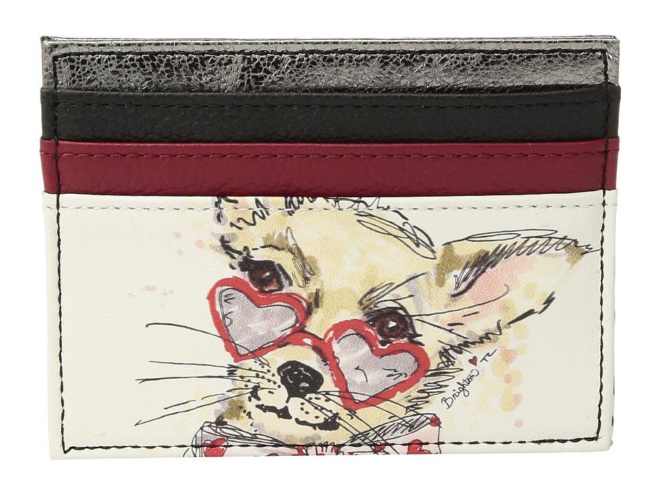 Brighton - Cha-Cha Card Case (Multi) Wallet