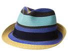 Etro Striped Straw Hat