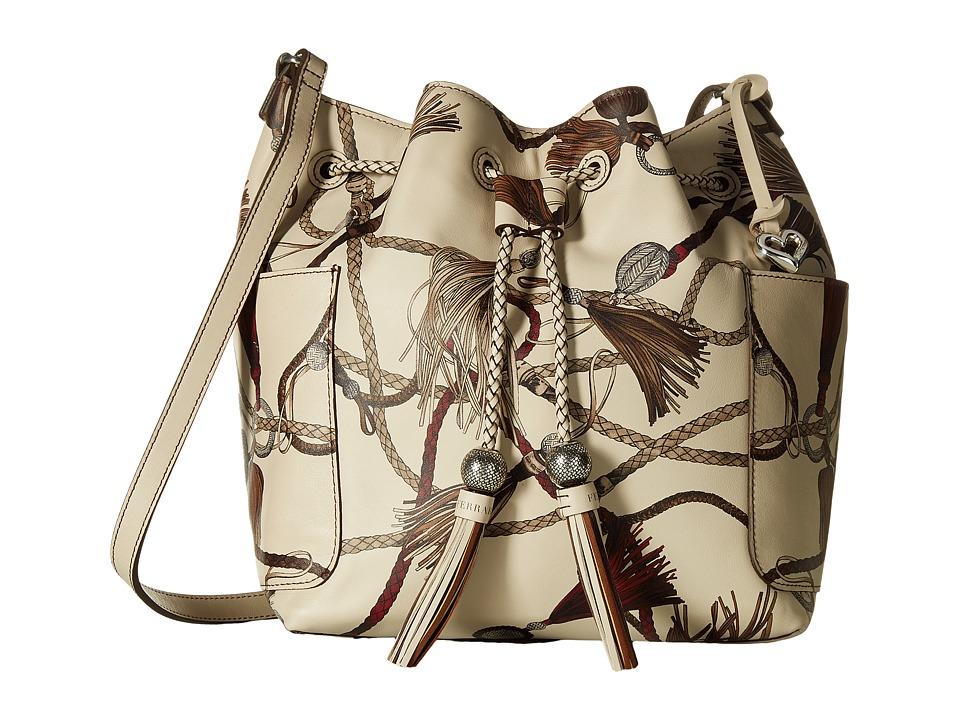 Brighton - Sorella Drawstring Bucket (Multi) Handbags