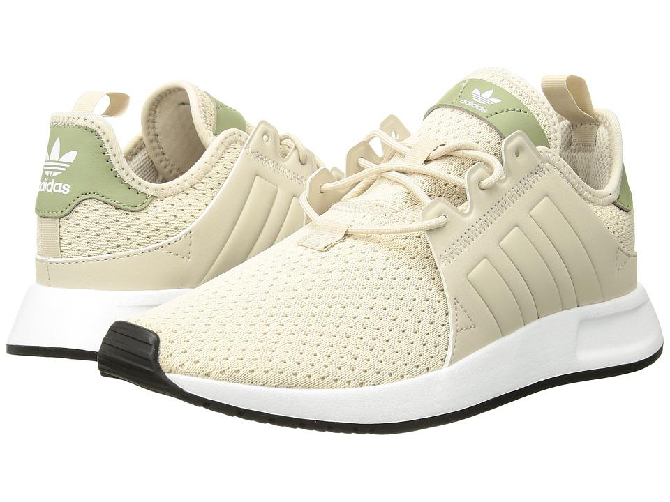 adidas Originals Kids - X_PLR (Big Kid) (Clear Brown/White) Kids Shoes