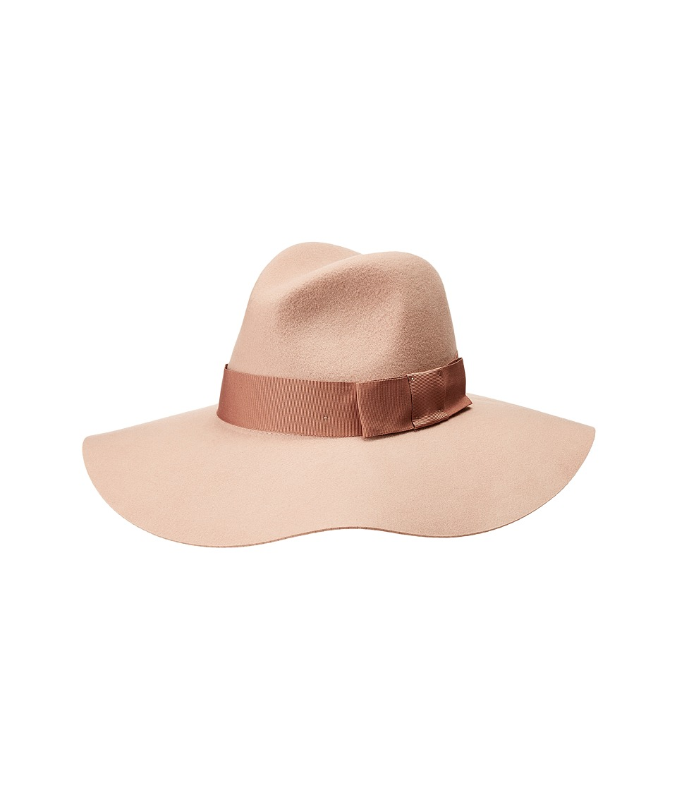 Brixton - Piper (Blush) Traditional Hats