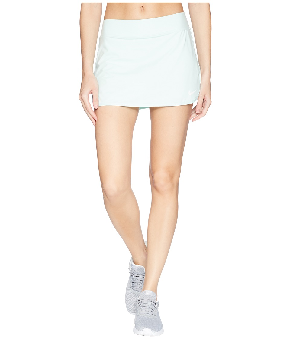 Nike Court Pure Tennis Skirt (Igloo/White) Women
