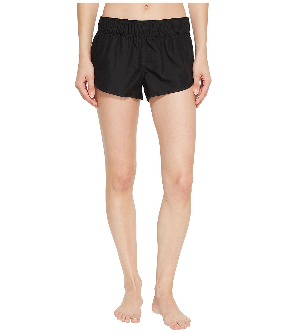 Hurley Supersuede Beachrider Shorts (Black)