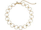 Rebecca Minkoff Encircled Floating Pearls Choker