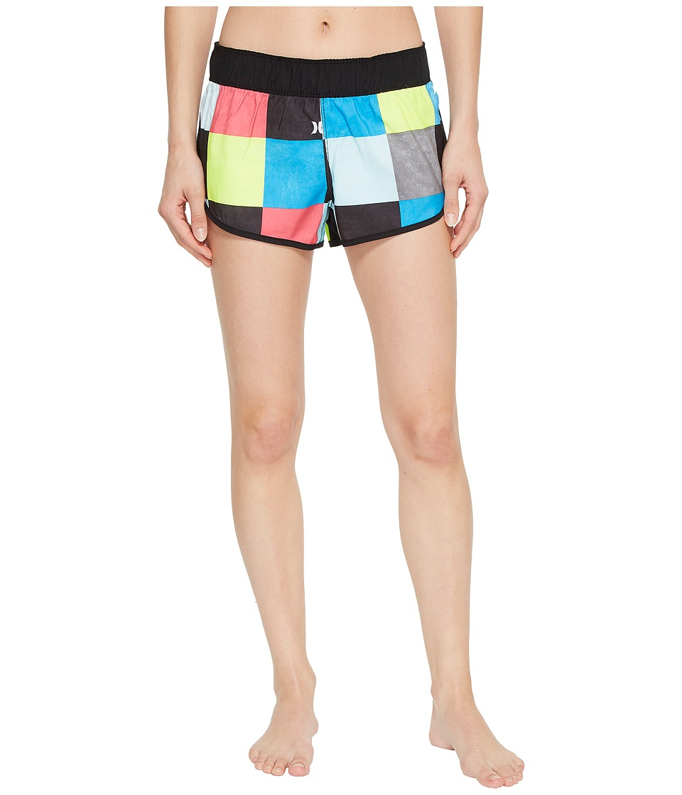 Hurley Supersuede Kingsroad Beachrider Shorts (Lagoon Pulse)