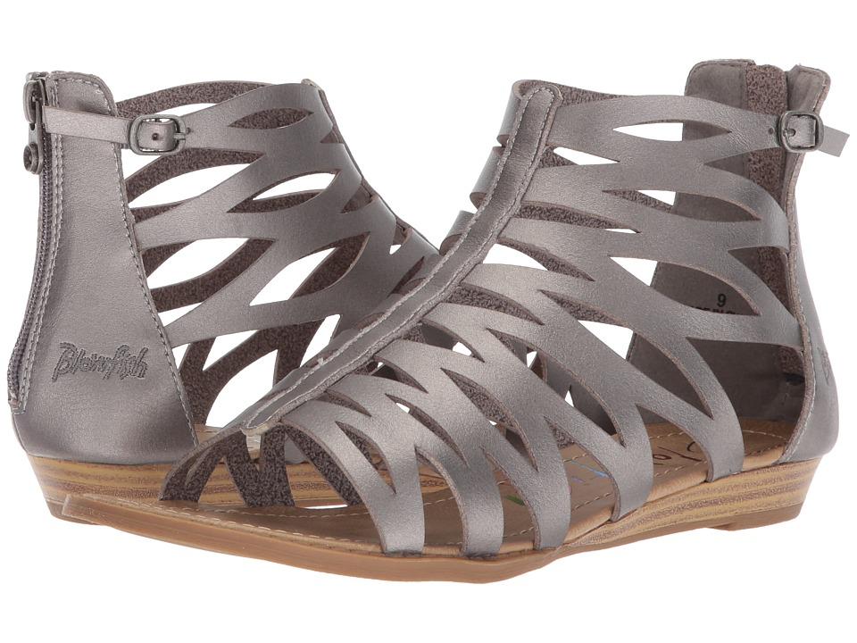 Blowfish - Be Bop (Pearl Pewter Die Cut) Women's Sandals
