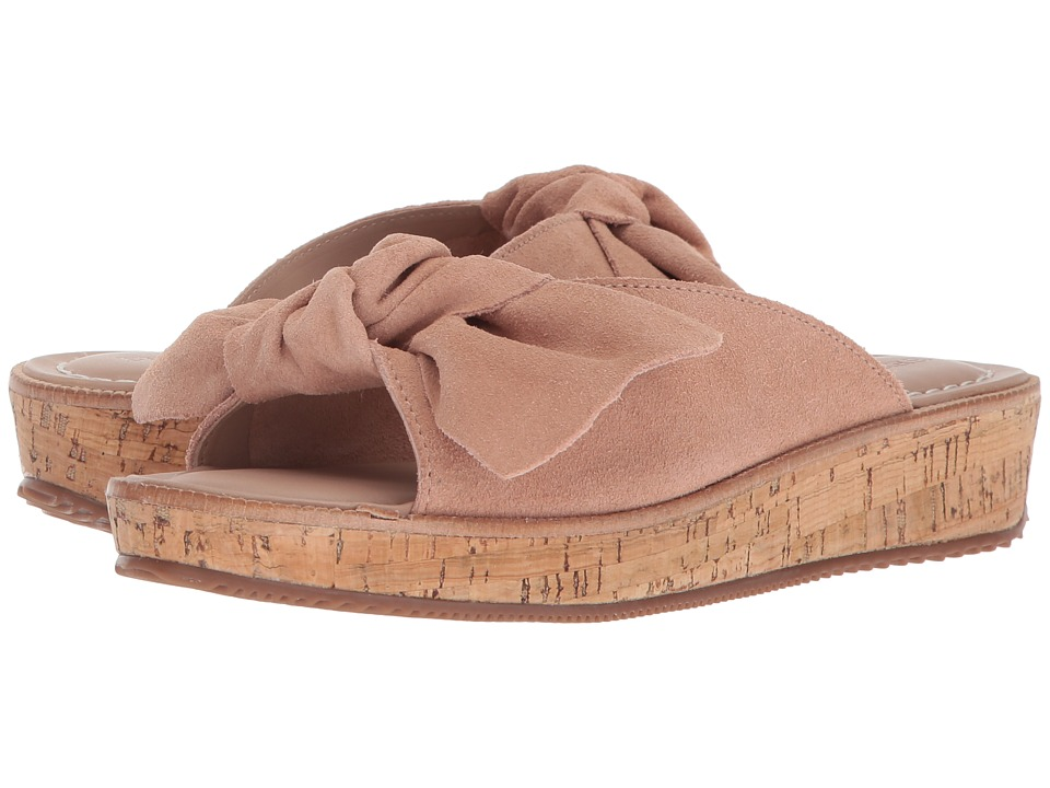 Bernardo - Petra Slide (Blush) Womens Sandals
