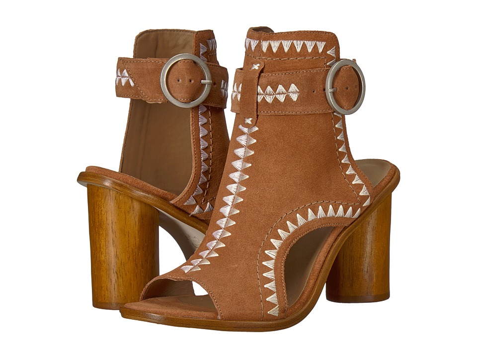 Bernardo - Harper Bootie (Luggage) Womens Boots