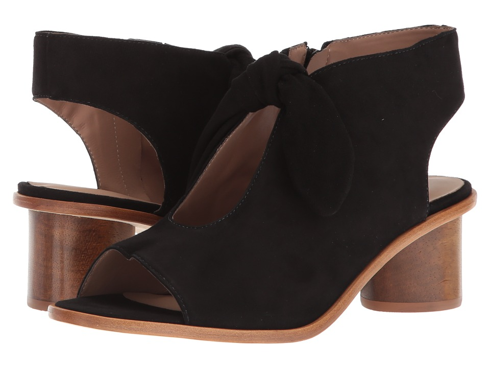 Bernardo - Luna Bootie (Black) Womens Shoes