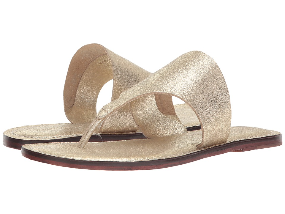 Bernardo - Monica (Gold) Women's Sandals