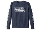 VISSLA Kids Crossing Long Sleeve T-Shirt (Big Kids)