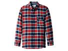 VISSLA Kids Central Coast Long Sleeve Flannel (Big Kids)