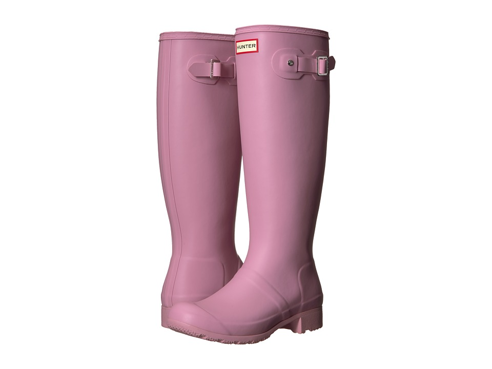 Hunter Original Tour Rain Boots (Blossom) Women