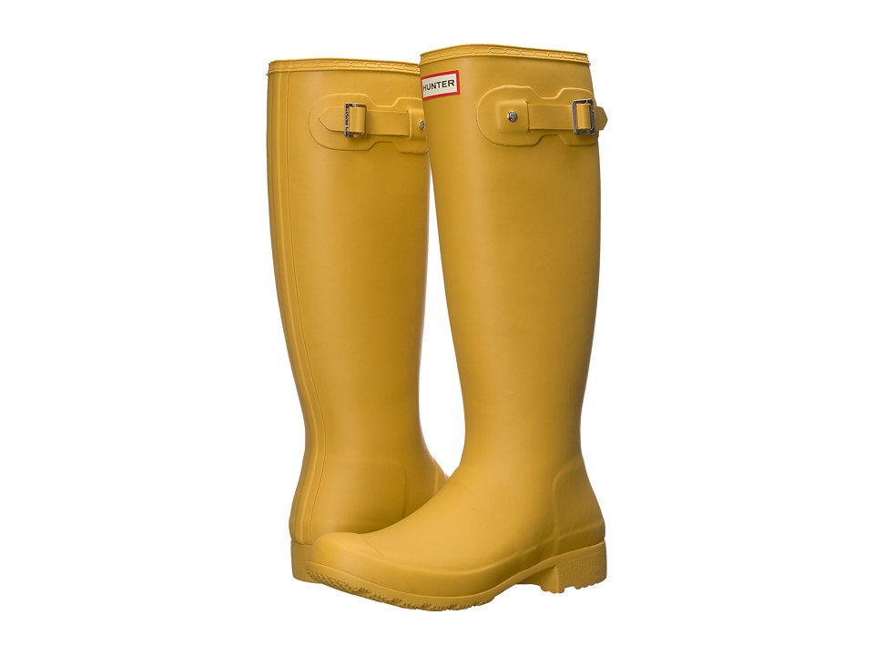 Hunter Original Tour Rain Boots (Fennel Seed) Women