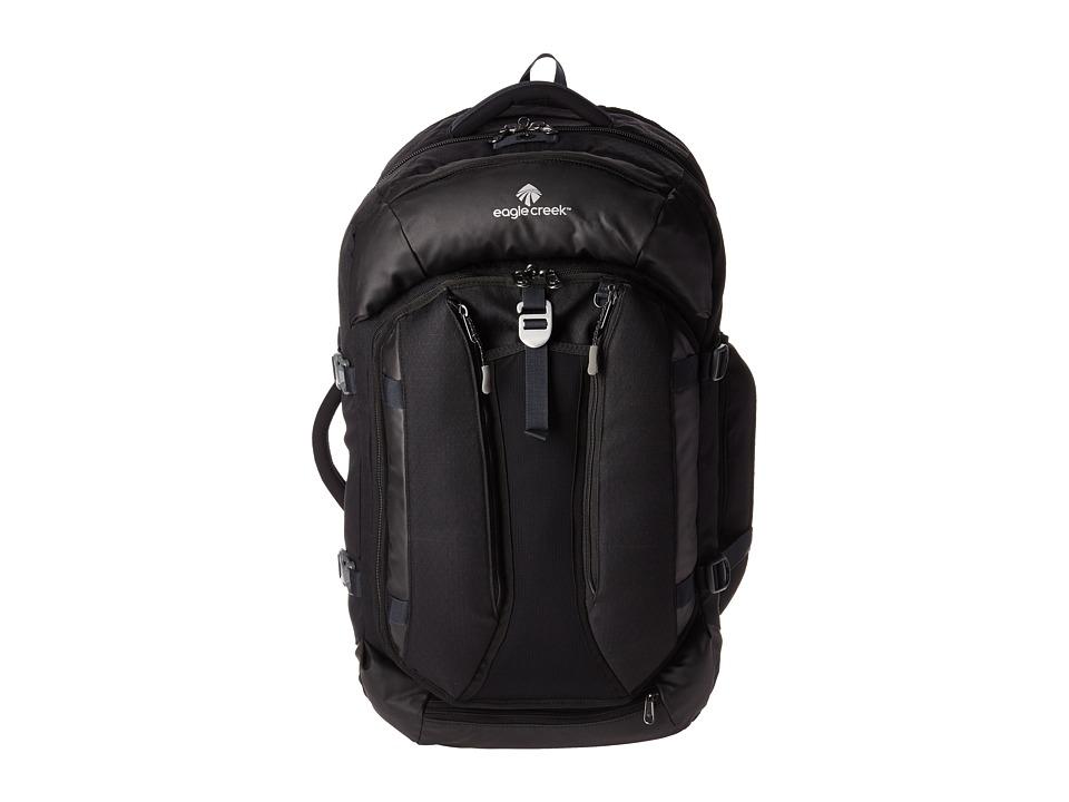 Eagle Creek - Global Companion Travel Packs 65L (Black) Backpack Bags