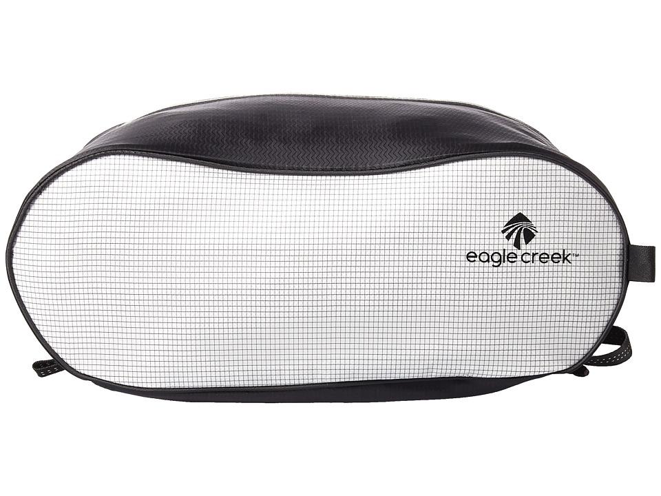 Eagle Creek - Pack-It Specter Techtm Shoe Cube (Black/White) Bags