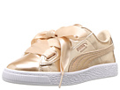 Puma Kids Basket Heart Lunar Lux PS (Little Kid/Big Kid)