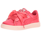 Puma Kids Basket Heart Tween PS (Little Kid/Big Kid)