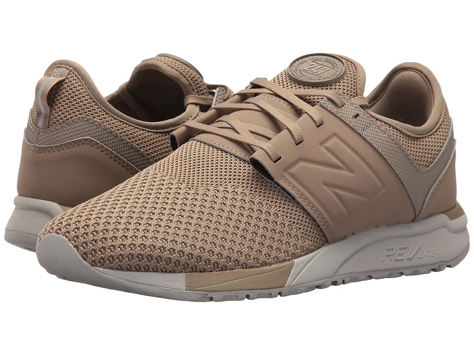 New Balance Classics - MRL247 (Taupe) Mens Shoes