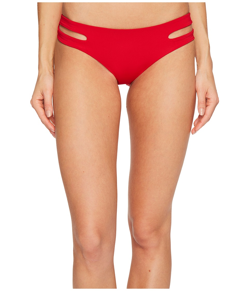 L*Space Estella Classic Bottom (Lipstick Red)